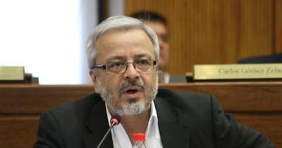 Senador advierte que Mazzoleni corre el riesgo de ser destituido