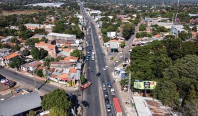 HOY / Arrancan trabajos de mejoramiento vial en inmediaciones de Tres Bocas