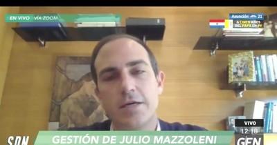 """Rasmussen: """"Mazzoleni tiene que tener la mano más dura"""""""