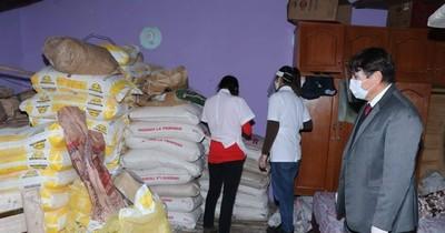 Allanan local e incautan mercaderías supuestamente ingresadas de contrabando