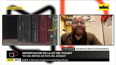 """""""Se viene un cementerio de empresas"""""""