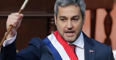 """""""Dad al César lo que es del César"""", dice Abdo ante críticas sobre combate al COVID-19"""