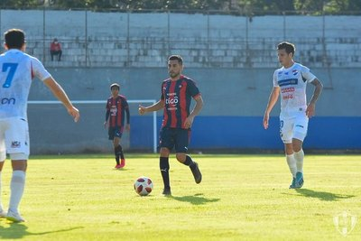 Cerro pierde ante Nacional y culmina la preparación sin poder ganar