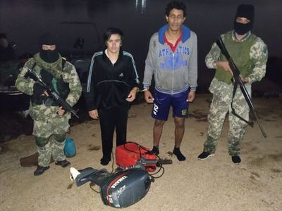 Otros dos detenidos por circulación ilegal en la frontera