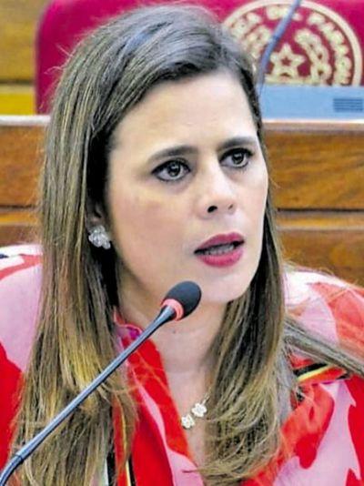 """""""Hay un ambiente bastante turbio y oscuro"""" en línea del gobierno sobre irregularidades en compra de insumos, dice diputada Kattya González"""