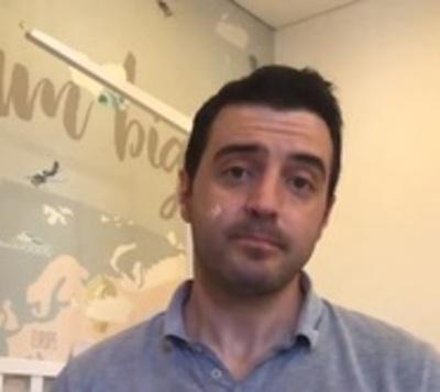 """""""Estoy sin síntomas"""", dice diputado con covid-19"""