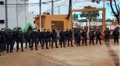 Ministerio de Justicia lamenta fallecimiento de agente penitenciario por COVID-19