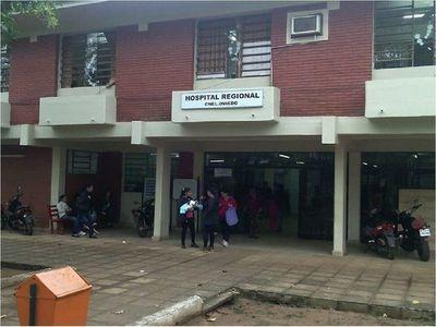 Coronel Oviedo: Personal de blanco en cuarentena por contacto con paciente con Covid-19