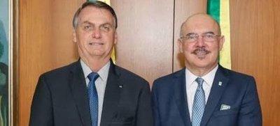"""El nuevo ministro de Educación de Brasil: Pastor que apoya la enseñanza """"con dolor"""""""