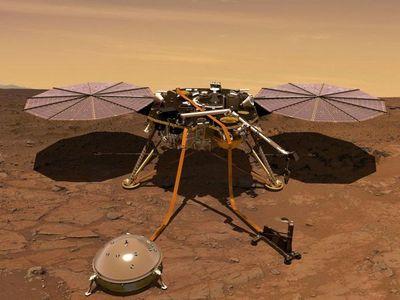 Marte o la búsqueda de una vida ancestral
