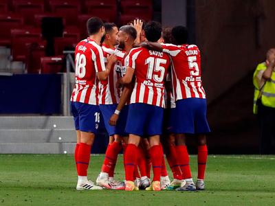 El Atlético de Simeone saca boleto para la Champions