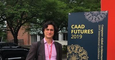 Paraguayo sobresaliente: es uno de los 25 investigadores seleccionados en el mundo para una beca de ingeniería