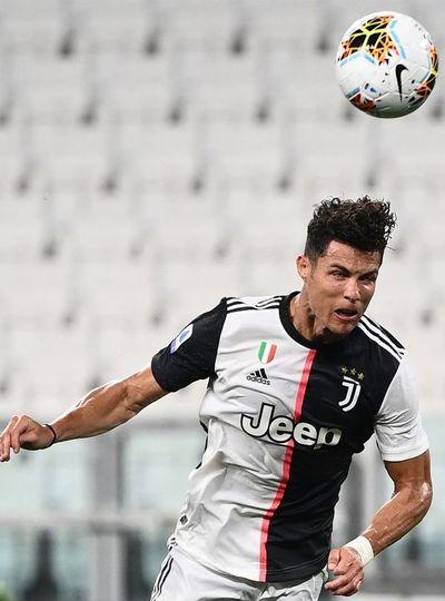 Juventus empata  y Lazio, en picada