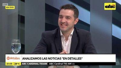Salud ahora informa que diputado García tiene prueba de COVID negativa