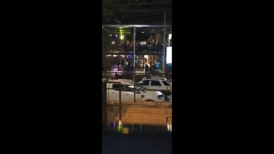 """HOY / Una """"joda"""" total: indignación por farra en bar de San Lorenzo en plena cuarentena"""