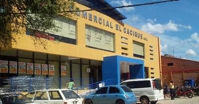 Supermercado de Luque cierra ante aumento de casos de COVID-19 en funcionarios
