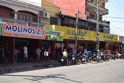 Supermercado de Luque cierra ante aumento de casos positivos de COVID-19
