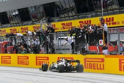 HOY / F1: Hamilton lidera el doblete Mercedes en Estiria