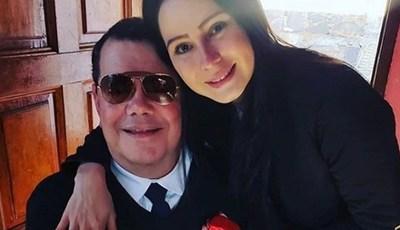 Rodolfo Friedmann habló del accidente de su novia