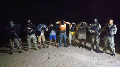 Siguen las detenciones en la frontera con Brasil