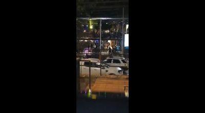 """Una """"joda"""" total: indignación por farra en bar de San Lorenzo en plena cuarentena"""