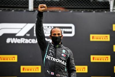 Lewis Hamilton se lleva el Gran Premio de Estiria