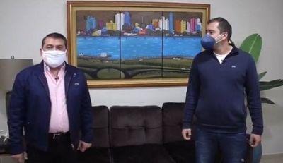 Intendente invita a caravana para defender democracia en Encarnación