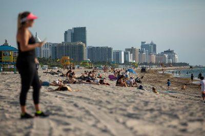 Florida rompe récord de casos diarios en brote de EE.UU.