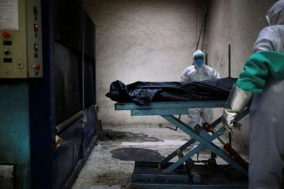 México acecha a Italia como cuarto país con más decesos por coronavirus