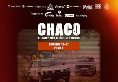 """HOY / Intenso domingo con """"Chaco: el rally más difícil del mundo"""", por las pantallas de GEN"""