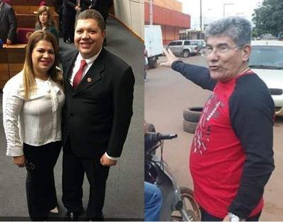 AUDIO: El faltante de 1.330 millones de guaraníes en ANDE de Pedro Juan, estaría siendo protegido por el diputado Acosta y Papichi Cabrera