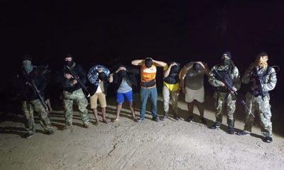 Detienen a varias personas durante rastrillajes en el río Paraná