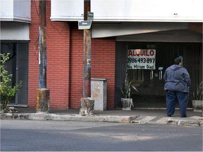 Pandemia  obliga a  pactar   alquileres de   locales comerciales