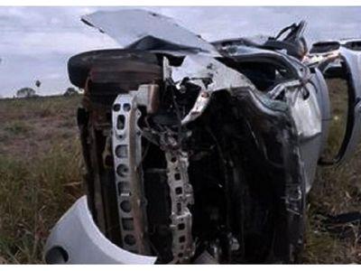 Dos militares fallecen en un accidente  en Pozo Colorado