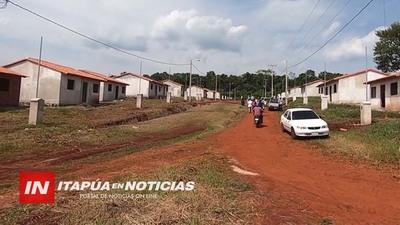 GESTIONAN CONSTRUCCIÓN DE 500 VIVIENDAS SOCIALES EN ENCARNACIÓN