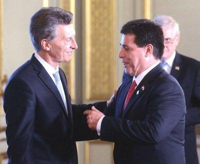 Mauricio Macri llega hoy a Paraguay
