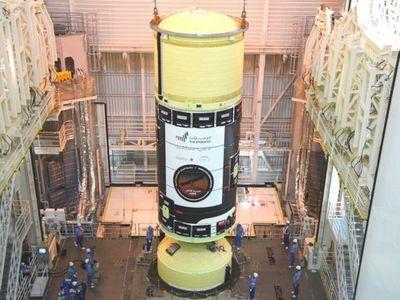 Emiratos abre la puerta a su futuro con su primera misión a Marte