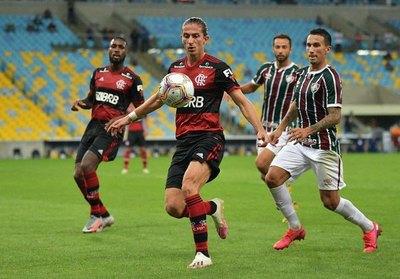 Final del Torneo Carioca: Flamengo vence a Fluminense en juego de ida