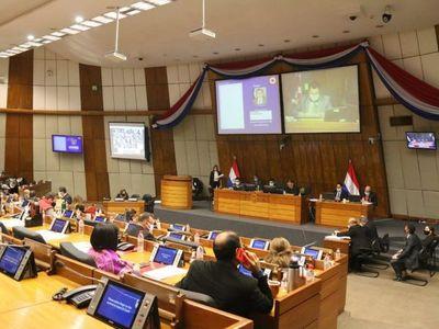 Con restricciones, Diputados sigue sus actividades
