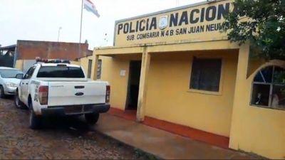 Otro detenido en sede policial de Pedro Juan Caballero da positivo al covid-19