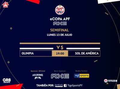 Etapa decisiva del torneo eSports de la APF