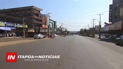 COMERCIANTES Y TRABAJADORES DE FRONTERA ANUNCIAN CARAVANA EN ENCARNACIÓN