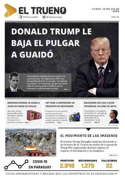 E-paper 13 de Julio de 2020