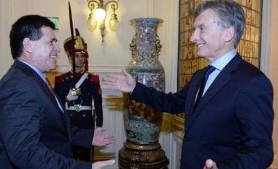HOY / Macri se reúne con Cartes y luego con directivos de la Conmebol