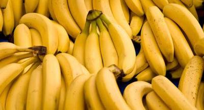Agricultura recolocó 25.000 kilos de bananas rechazadas por el MEC