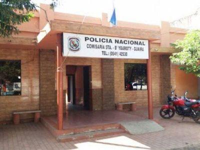 Policías en cuarentena de Guairá tendrán esta tarde los resultados de los tests