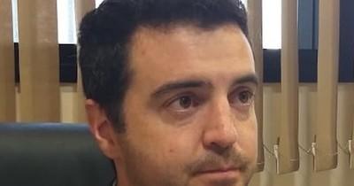 García responsabiliza al viceministro Julio Rolón por filtrar información con fines políticos