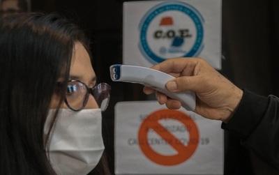 COVID en Paraguay: registran tres nuevas muertes y 32 casos positivos