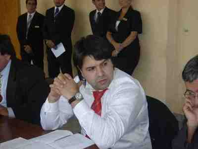 Concejal Hugo Lezcano procesado por violación a cuarentena