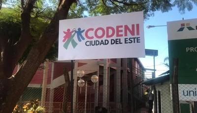 Cierran oficina de CODENI de CDE por un caso de Covid-19